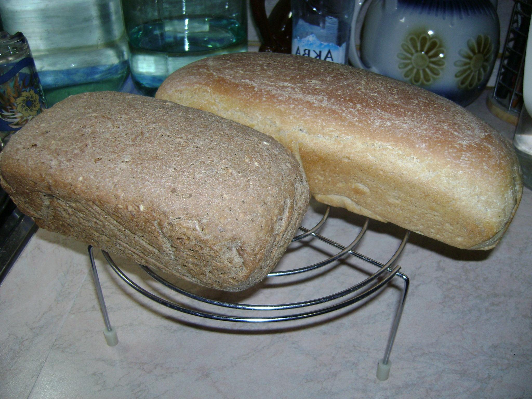 Хлеб на сыворотке в духовке рецепты пошагово