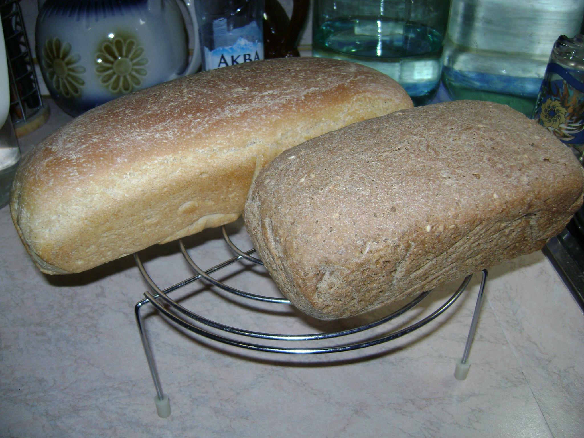 Как приготовить вкусный хлеб в домашних условиях. - Едим Дома